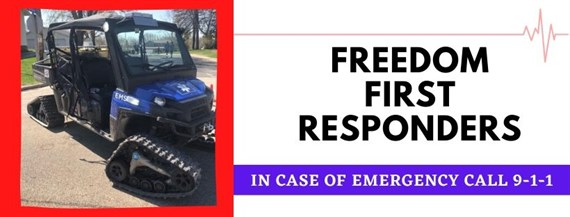 Freedom First Responders Header