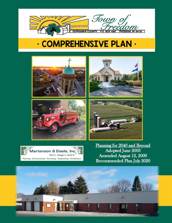 Comp Plan Cover Page